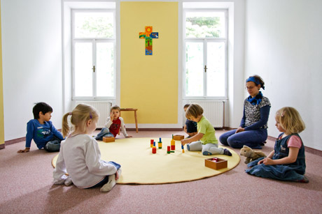 Bild: Kindergarten Tausendfuessler, Stillerraum